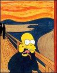 The Simpsons Scream