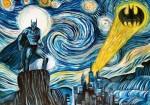 Starry Bat Night