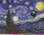 Starry Night from an episode of Dr Who