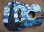 Starry Night Guitar