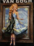 Starry Night Barbie